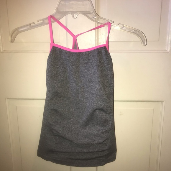Other - Girls grey cami